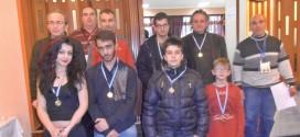 Σκάκι και χρυσά μετάλλια