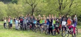 Η ποδηλατοεκδρομή μας