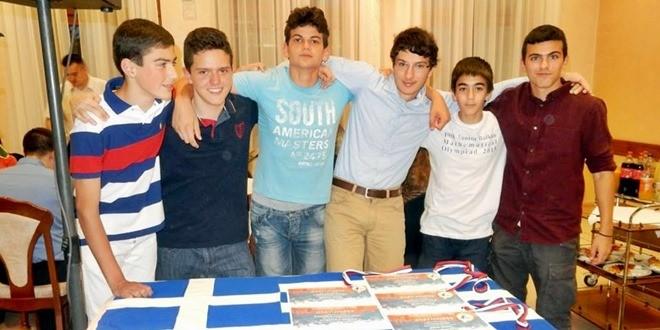Χάλκινο Μετάλλιο στον Ορέστη Τσαταλμπασίδη στην 19η Μαθηματική Βαλκανική Ολυμπιάδα Νέων