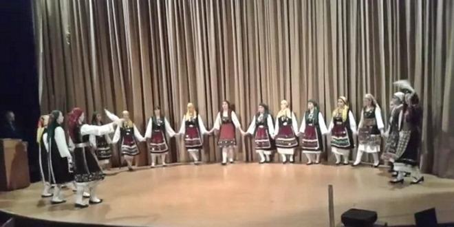 Παραδοσιακός χορός και έκφραση