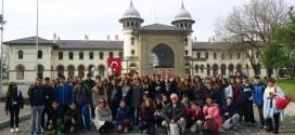Eκπαιδευτική επίσκεψη του πολιτιστικού προγράμματος «ΜαθΑΙΝΟντας για την Αίνο» σε Αδριανούπολη και Αίνο