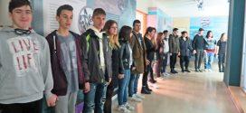 Η ομάδα «ΜαθΑΙΝΟντας για την Αίνο» στο ιστορικό μουσείο Αλεξ/πολης
