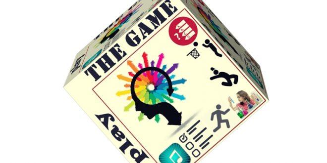 """Play the GAME""  Παίζοντας το Παιχνίδι της Χρονιάς…"