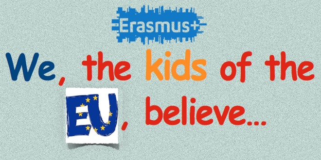 Το Σχολείο μας στο ERASMUS+