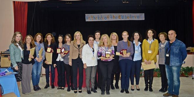 1n Διεθνική Συνάντηση του Γυμνασίου μας στο πλαίσιο υλοποίησης ERASMUS+
