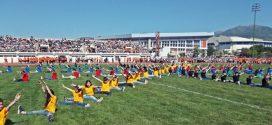 Το σχολείο μας στην 1η Μαθητιάδα Αθλητισμού & Πολιτισμού Α.ΜΑ.Θ.