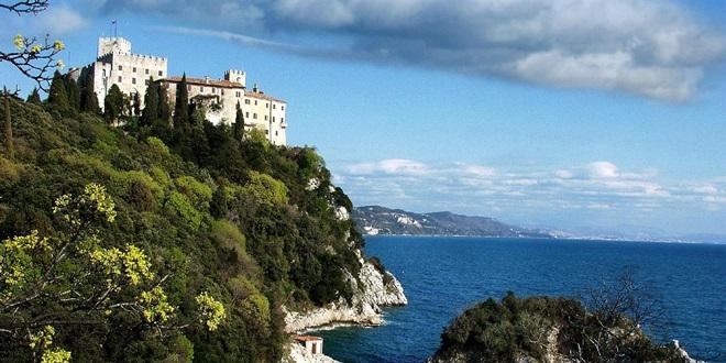 """Συμμετοχή στον Διεθνή Διαγωνισμό Ποίησης και Θεάτρου """"Castello di Duino"""""""