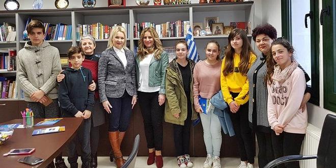 Eπίσκεψη στο Ρώσικο Σπίτι