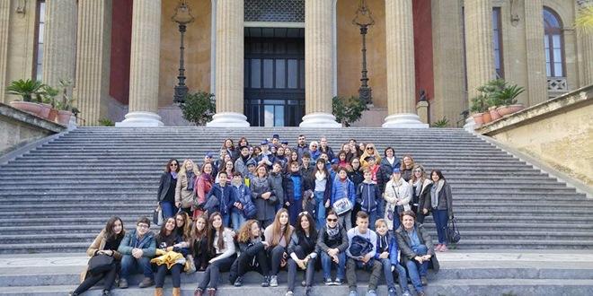 Tο 3ο Γυμνάσιο με το Erasmus+ KA2 στη Σικελία