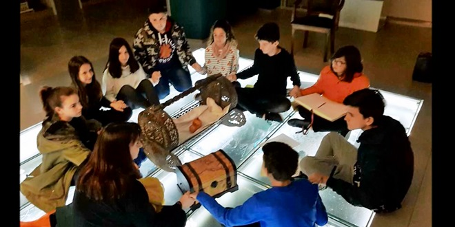 To Erasmus+ KA2 επισκέπτεται το Παιδαγωγικό Τμήμα Δημοτικής Εκπαίδευσης Αλεξανδρούπολης και το Ιστορικό Μουσείο Αλεξανδρούπολης