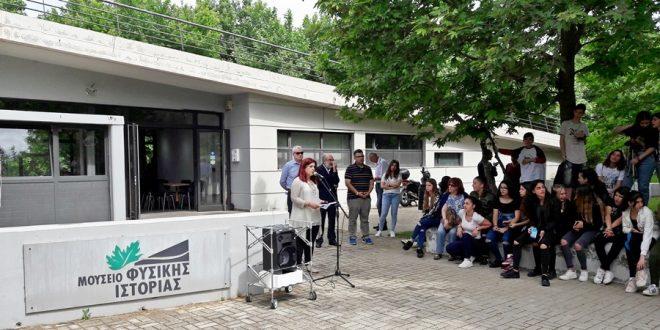 «Συμμετοχή των μαθητών των Ομάδων Σχολικών Δραστηριοτήτων και Erasmus+  στη Γιορτή Μαθητικής Δημιουργίας 2018»