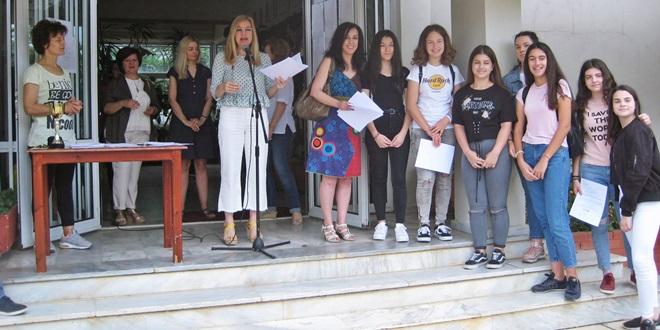 """5η και 6η θέση στον Διεθνή Διαγωνισμό Ποίησης και Θεάτρου """"Castello di Duino"""""""