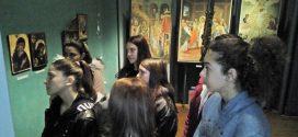 Επίσκεψη στο Εκκλησιαστικό Μουσείο Αλεξανδρούπολης