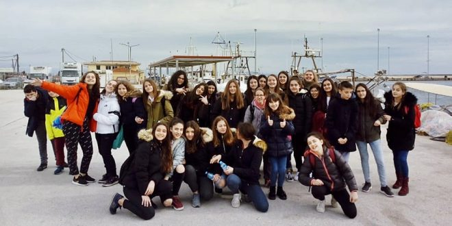 Επίσκεψη στο λιμάνι της Αλεξανδρούπολης
