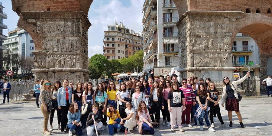 Διήμερη εκπαιδευτική επίσκεψη προγραμμάτων στη Θεσσαλονίκη
