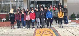 4ος Πανέβριος διασχολικός Διαγωνισμός Γλώσσας και Ορθογραφίας.