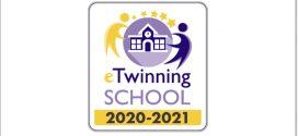 eTwinning School Label 2020-2021!