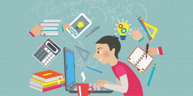 Εξ Αποστάσεως Εκπαίδευση – Για τους μαθητές που παραμένουν στο σπίτι