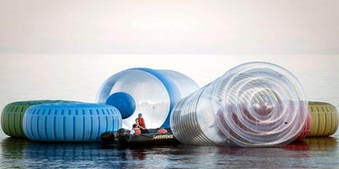 """""""Όχι πλαστικά στη θάλασσά μου"""""""