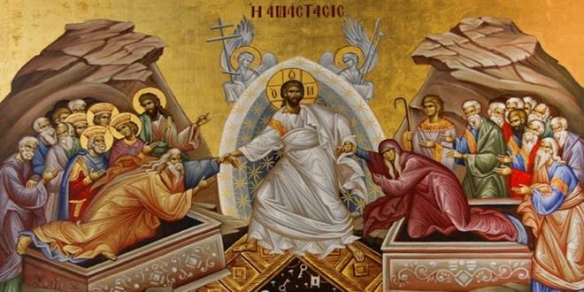 Αφιέρωμα στο Πάσχα. «Βαδίζοντας στα χνάρια του Ιησού» και «Ερμηνεύοντας την εικόνα της Ανάστασης»